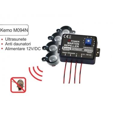 Dispozitiv anti jderi, anti rozatoare pentru autovehicule,4 difuzoare, M094N