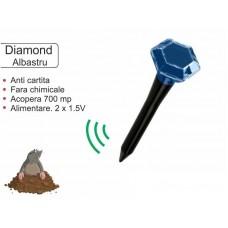 Aparat anti-cartita Diamond, albastru (acopera 700 mp)