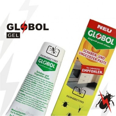 Globol Gel - gel impotriva gandacilor