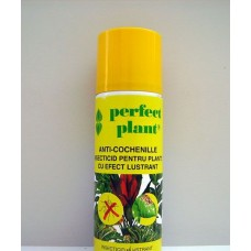 Spray Insecticid anti-cochenille cu efect lustrant Perfect Plant 200ml