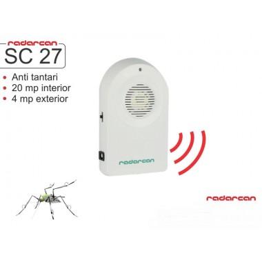 Aparat anti insecte portabil SC-27