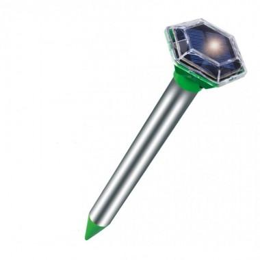 Aparat Solar cu vibratii si ultrasunete anti reptile, cartite, furnici, reptile, rozatoare Solar Diamond Plus 70045 1000mp