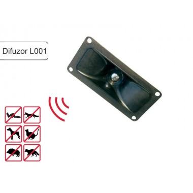 Boxe Piezo L001 pentru generatorul de ultrasunete 12-15V