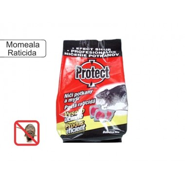 Momeala raticida sub forma de pasta (250 g)