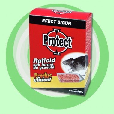 Momeala sub forma de boabe cerealiere - Protect (350gr.)