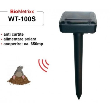 Aparat solar anti cartita BioMetrixx WT100S acopera 650 mp