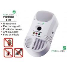 Aparat anti daunatori si purificator de aer