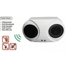 Aparat cu ultrasunete impotriva daunatorilor Total Schutz - 465 mp