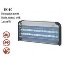 Distrugator de insecte IK 40 (acopera aprox. 250 mp)