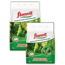 Florovit impotriva acelor maronii la conifere 3 kg