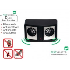 A319 DUAL Pest Repeller  Bidirectional