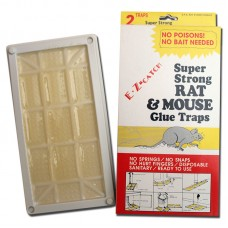 Capcana cu lipici cu atractant pentru capturare soareci sobolani Glue Rat Trap 2 buc/ set