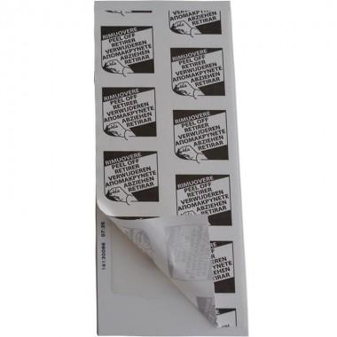 Capcana adeziva pentru soareci cu atractant alimentar Stop Mini Plastic