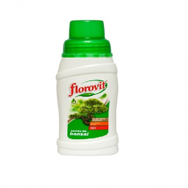 Ingrasamant specializat lichid Florovit pentru bonsai 0.25L