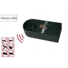 Difuzor ultrasunete suplimentar  Kemo L020