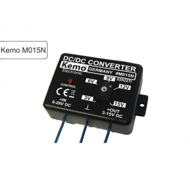 Convertor de tensiune M015N