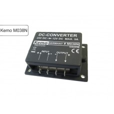 Convertor de tensiune 24V-12V  M038N