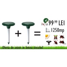 Anti cartita, soareci de camp, dihori si alte animale Pestmaster AG625 OFERTA DE SEZON